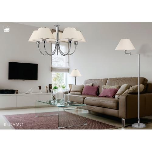 BEGAMO lampa podłogowa łamana BG-P Ł