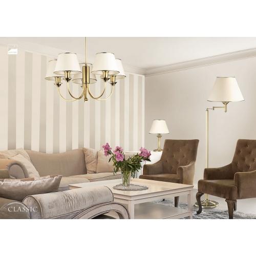 CLASSIC lampa podłogowa CL-P Ł MS
