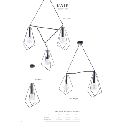KAIR żyrandol KR-1 CH