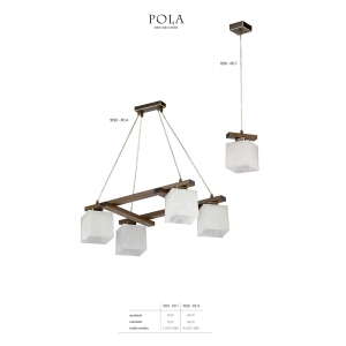 POLA żyrandol PO-4 D